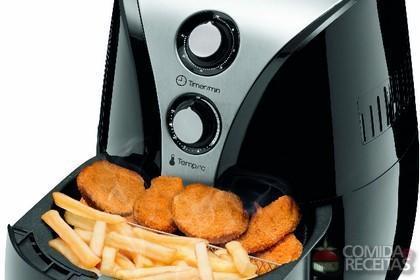 Fritadeira ar quente silvercrest receitas