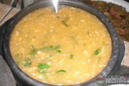 Receita de Pirão de peixe tradicional - Comida e Receitas
