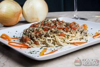 Foto: Restaurante Spaghetti Notte