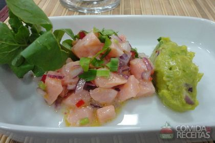Foto: Chef Mirian Marcatti – Pescados Hermes