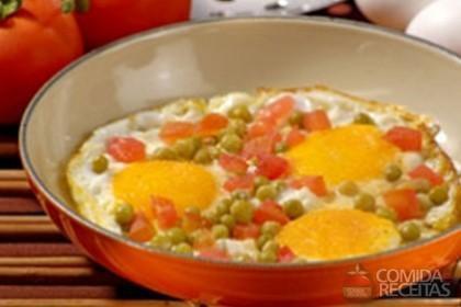 Receita de Ovos estalados - Comida e Receitas