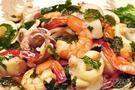 Frutos do mar à moda italiana