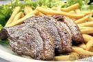 Picanha frita