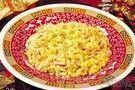 Ovos mexidos à chinesa