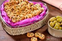 Cookie de azeitona