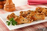 Coxinha de frango simples