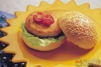 Hambúrguer da criançada