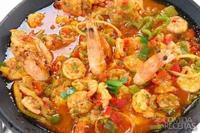 Bobó de camarão delicioso