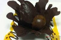 Mousse de chocolate passion