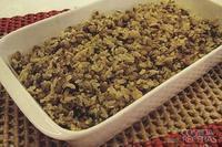 Arroz integral com lentilha e manjericão