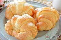 Croissant caseiro