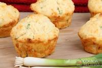 Muffin de azeitona