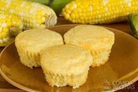 Muffin salgado de milho
