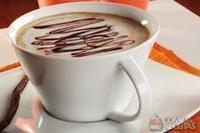 Café com aroma de canela