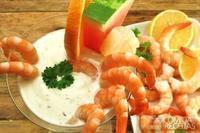 Coquetel de camarão diferente