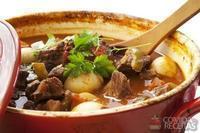 Cozido de carne com batata