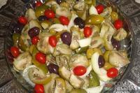 Salada de jiló