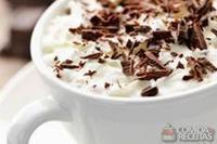Submarino com café comestível