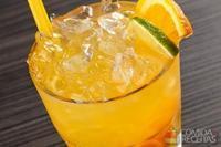 Caipirinha de laranja