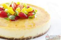 Cheesecake tentação