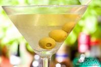 Dry Martini especial