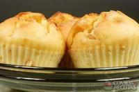 Muffin de laranja e melado