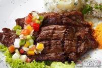 Como assar carne