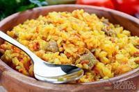Pilaf de arroz