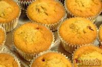 Muffin de abóbora com especiarias