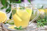 Yuza cha (chá de limão e gengibre)