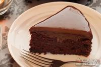 Torta gelada de chocolate fácil