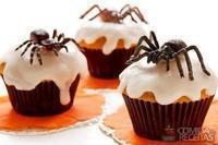 Cupcake de aranha