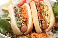 Hot dog americano