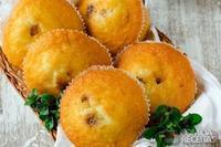 Muffin de baunilha