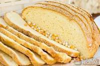 Pão de milho e aipim