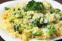Parafuso com brócolis
