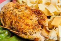 Peito de frango com ervas