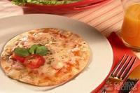 Pizza de frigideira especial