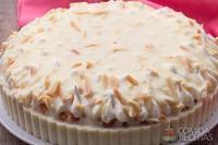 Torta de chantilly