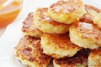 Bolinho de batata frito