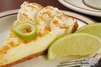 Cheesecake com limão e leite condensado