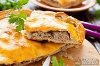 Torta pão de atum
