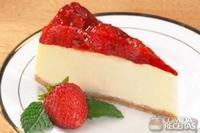 Cheesecake grego