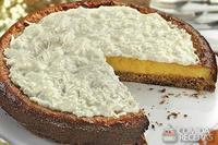 Cheesecake de quindim especial