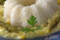Anel de arroz prático