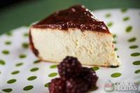 Cheesecake de geléia
