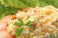 Moranga recheada com arroz