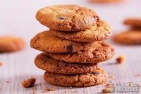 Cookie de cenoura