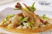 Goulash de frango especial