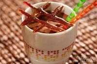 Cappuccino e caramelo de café